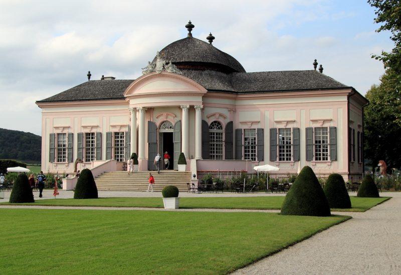 Melk Abbey Garden Pavilion
